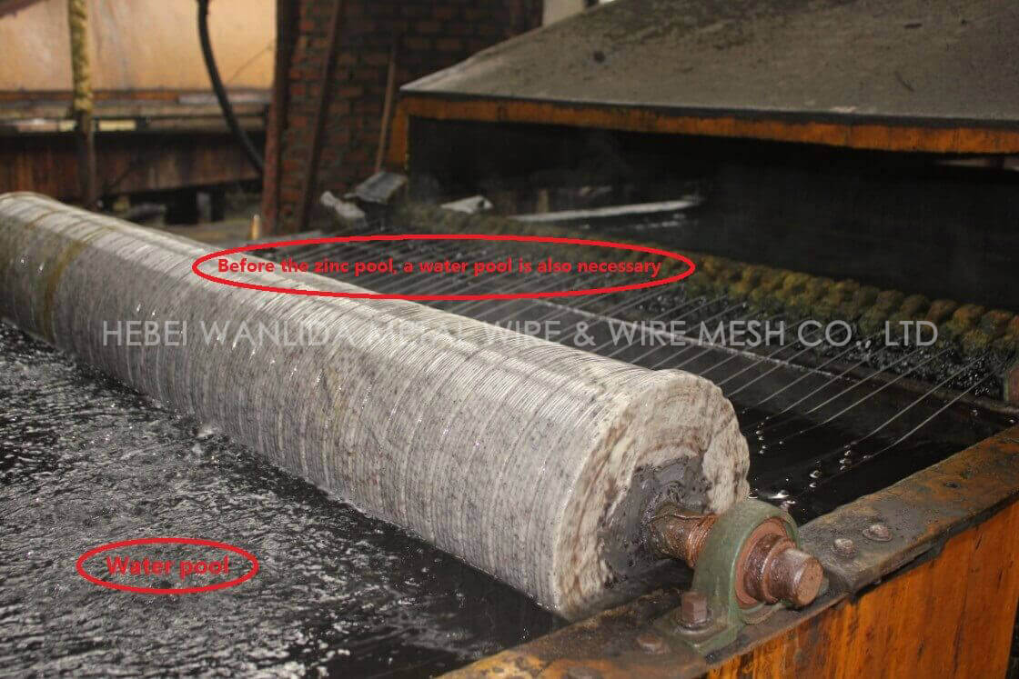 High quality galvanized wire 0.9mm ( BV Certification)