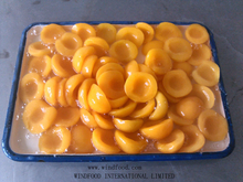 Canned Sliced Peaches
