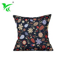 Wholesale Costomized Jacquard woven cover cushion pillow