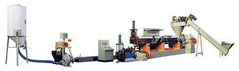 Plastics recycling machine technology got new updates