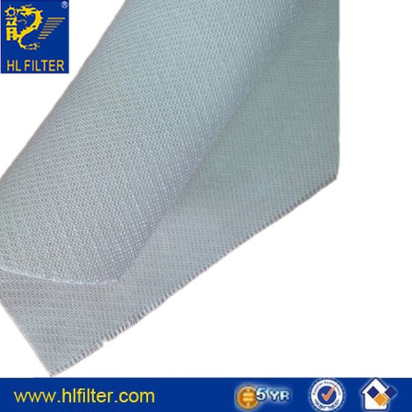 Glass fibre filter media