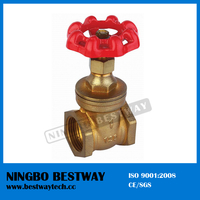 Forged Brass Stem Gate Valve (BW-G07)