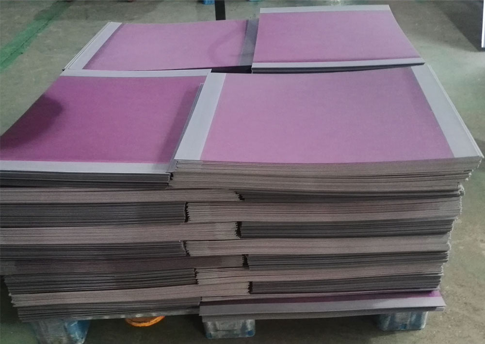 PS PC PP ABS luggage sheet machine price