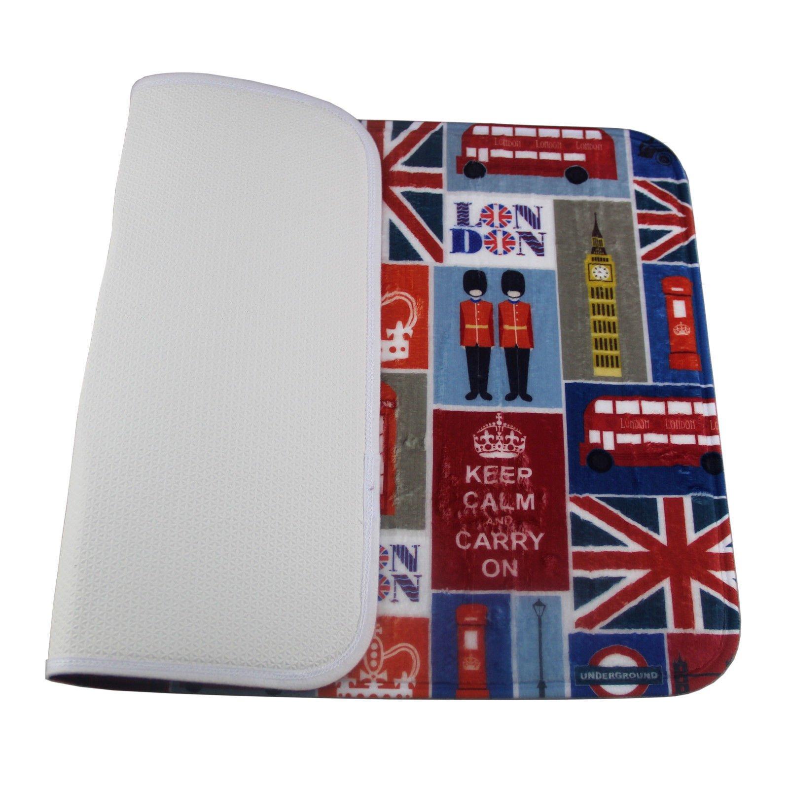Wholesale Personalized Floor Doormat Carpet Rug Anti Slip Indoor Bedroom Kitchen  Mat