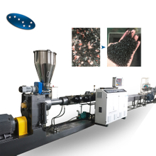 PP Non-woven Recycle Granules Pelletizing Machine