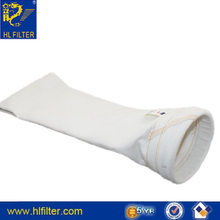 Polyester dust filter bag