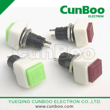 DS-460-461 on-off square pushbutton switch