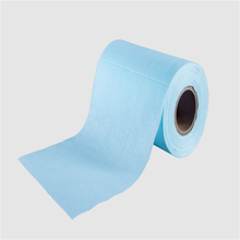 china manufacturer industrial cleaning wipers material spunlace nonwoven wipes