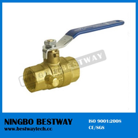 Lead Free Brass Ball Valve with Drain (BW-LFB10)
