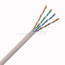 U/UTP CAT5E BC PVC CM Twisted Pair Installation Cable