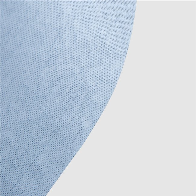 china manufacturer pulp spunlace nonwoven rolls for wet wipe tissues