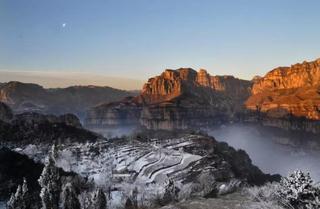 太行大峡谷景区新闻 林州红色旅游 红旗渠景区 安阳殷墟景区 石板岩 图片