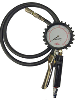 Mada airplane tire gauge