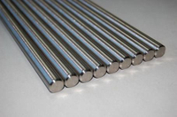 10mm Titanium Ti Grade GR5 Titanium Alloy Rod Bar Length 50cm