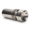 Domeless Titanium Nail 10.0 - 14.5 - 18.8MM + Carb Cap & Dabber + Non-stick pot