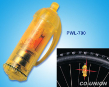 Flashing Valve Cap Light-PWL-700