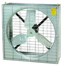 Ventilation Fan - Box (Direct Drive)