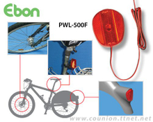 Hub Dynamo Rear Light-PWL-500F