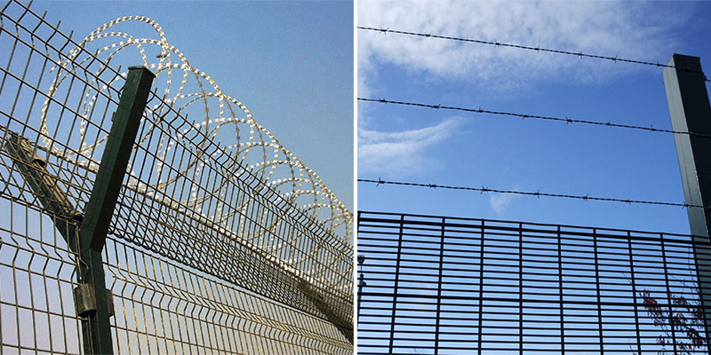 High-Security-Wire-Fence