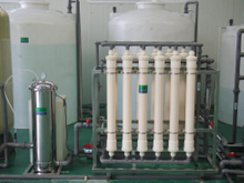 Mineral Water Treatment