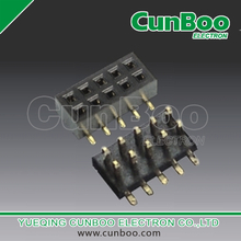 1.0-B2-A-nA Single Row ,1.0mm Pitch Right Angle ,Pin Header