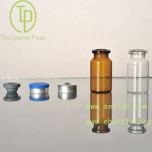 Best selling Crimper usp type 10ml amber glass vial made in China