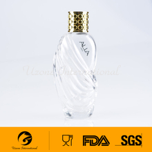 Middle east type glass perfume bottle