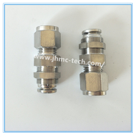 Push-in Bulkhead fittings