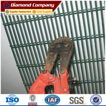 Military boundary wall fence,High security 358 prison fence,anti-climb anti-cut fence