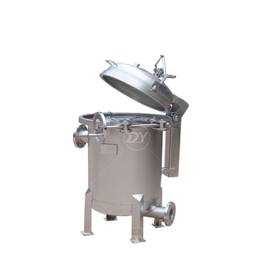 Sanitary SS Basket Type Filter