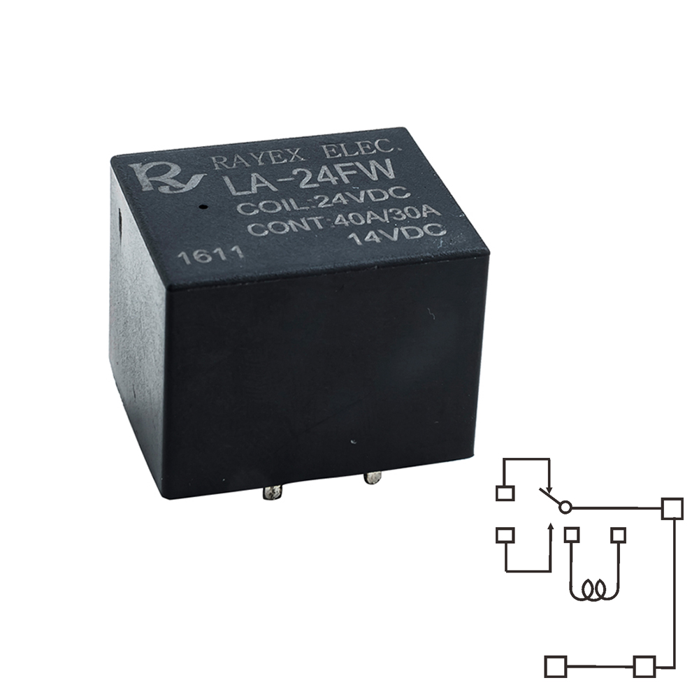 LA SERIES Buy 12 volt 5 pin relay 12 volt 4 pin relay automotive