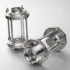 Stainless Steel Sanitary Male Thread Sight Glass