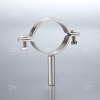 Sanitary Round Pipe Clamp