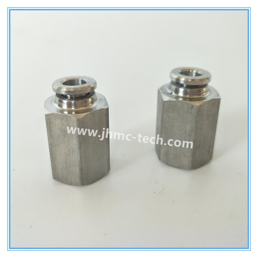 Stainless Steel straight female pneumatic fittings-1