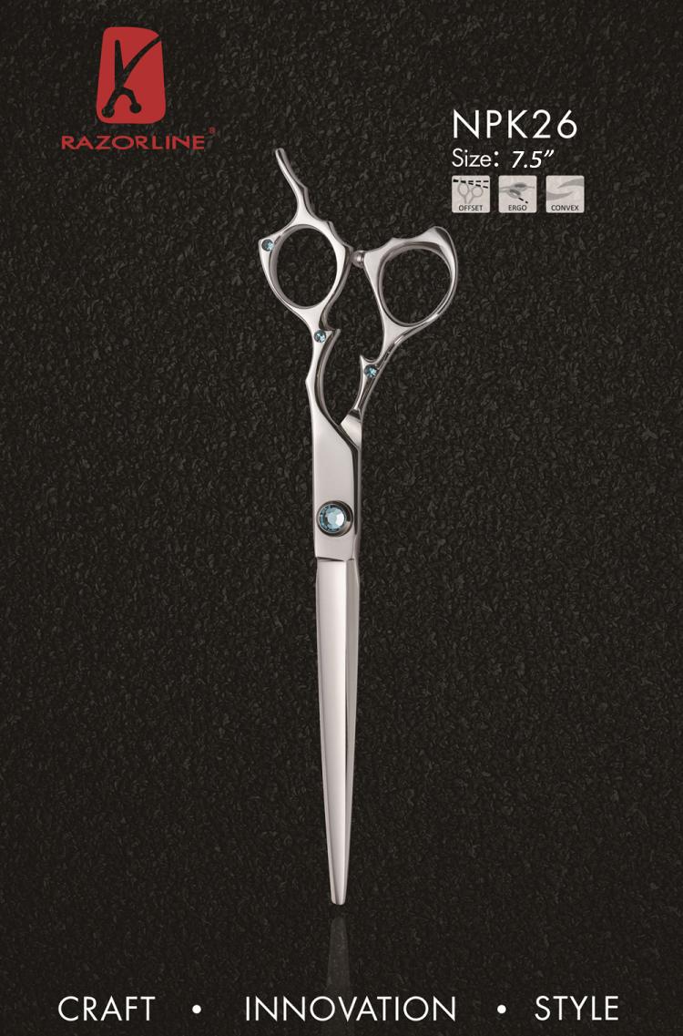 NPK26 dog grooming scissor