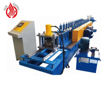 ROLL FORMING MACHINE FOR DOUBLE ROLLER SHUTTER DOOR