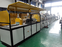 PVC Artificial marble profile extrusion line