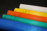 Customized Epoxy Coated Glass Fiber Mesh