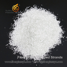 E-glass Fiber Chopped Strands for PBT