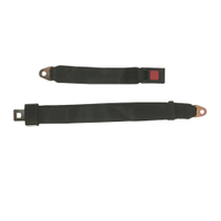 HC-B-47028 2-point bus safety belt harness seat belt auto accessories
