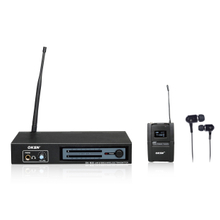 SN-M30 in ear UHF PLL stereo monitor systerms