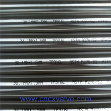 Mirror polished Stainless Steel Seamless Welded Pipe And Tube