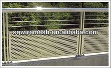perforated metal sheet fence manufacturer