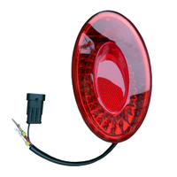 HC-B-14211 SMALL ROUND BUS LED SIDE LAMP