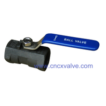 1 PC Screwed End Ball Valve