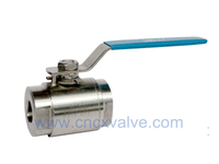 High Presure Forged Steel Ball Valve