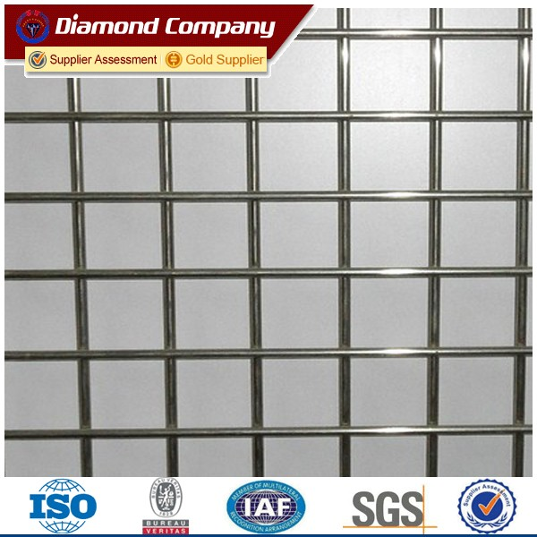 Stainless steel Welded Wire Mesh Panels (Mesh 25mm to 200mm ...