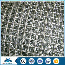 Best Price steel hook style crimped wire mesh screen