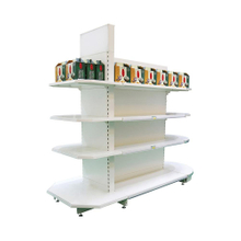Hign Quality Supermarket Display Wall Shelving System