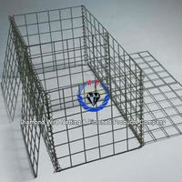 Hot Sale Stone Filled Galvanized Gabion Barket Products Factory